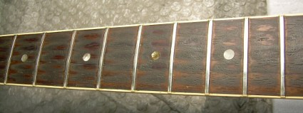 1961 Gibson ES-335 Neck - Before