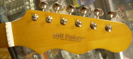 BFFI Guitar Headstock