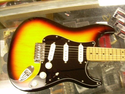 Customized Strat