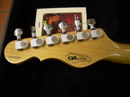 G&L Custom Creations tag