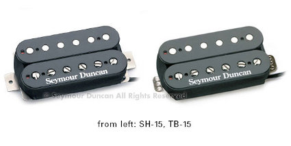 Duncan SH15 and TB15