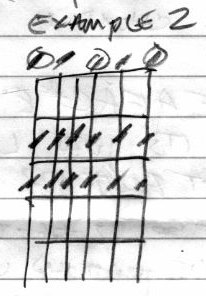 Alternate Tuning example 2