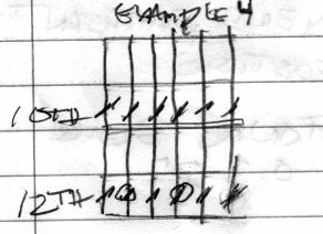 Alternate Tuning example 4