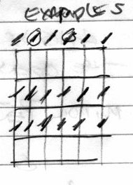 Alternate Tuning example 5
